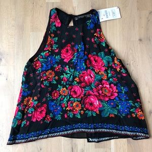 Tops - Zara Floral Top